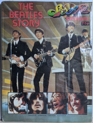 Beatles - The Beatles Story: Story Of Pop Special Book