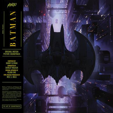 Soundtrack - Batman (1989) Limited Edition Reissue Vinyl