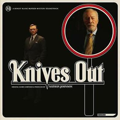 Soundtrack - Knives Out 2LP Vinyl
