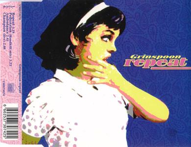 Grinspoon - Repeat CD Single