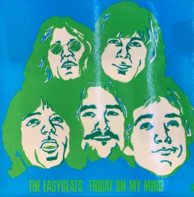 Easybeats - Friday On My Mind Vinyl (Used)