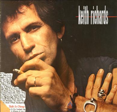 Keith Richards – Talk Is Cheap CD