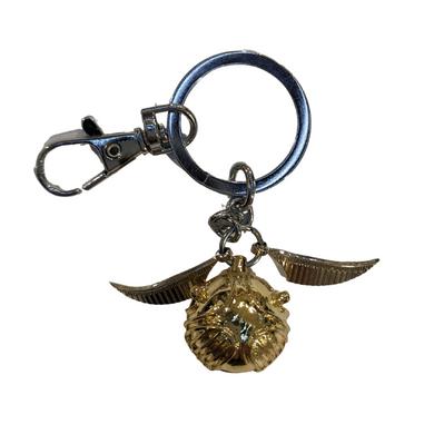 Harry Potter - Golden Snitch Keyring