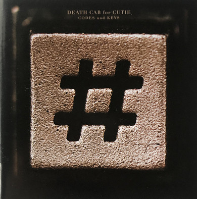 Death Cab For Cutie – Codes And Keys CD