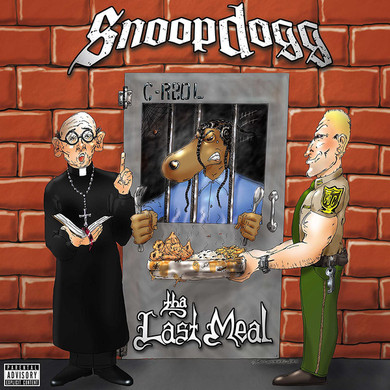 Snoop Dogg – Tha Last Meal US CD