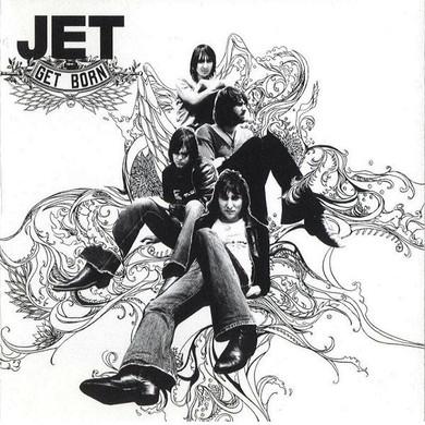 Jet - Get Born EU CD