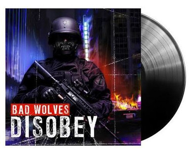 Bad Wolves - Disobey Vinyl (Used)