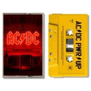 AC/DC - Power Up Yellow Cassette
