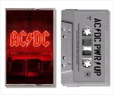 AC/DC - Power Up Gray Cassette