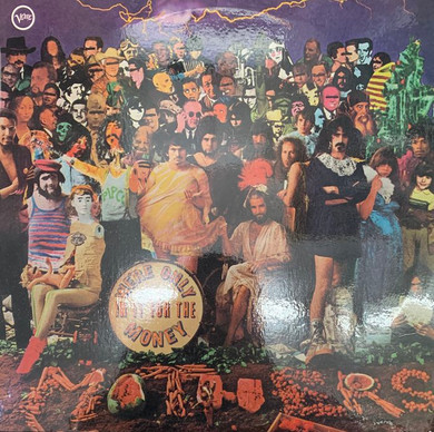 Frank Zappa's Mothers Of Invention - We're Only In It For The Money Vinyl (Used)