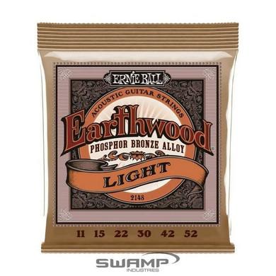 Ernie Ball - Acoustic Earthwood Phos Bronze Lite (.011 - .052) Guitar Strings