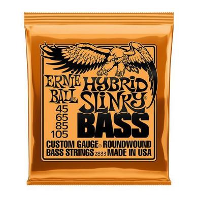 Ernie Ball - Electric Bass Hybrid Slinky (.045 - .105) Guitar Strings