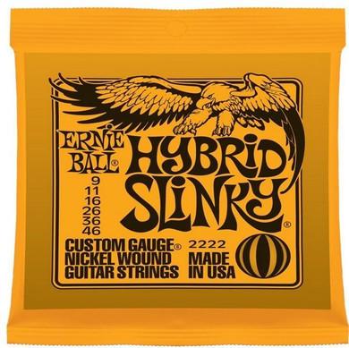 Ernie Ball - Electric Hybrid Slinky (.009 - .046 ) Guitar Strings