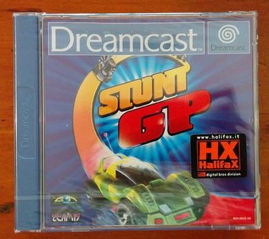 Sega Dreamcast - Stunt GP Video Game