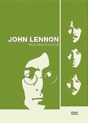 Beatles - John Lennon - The Beatles & Beyond DVD (Secondhand)