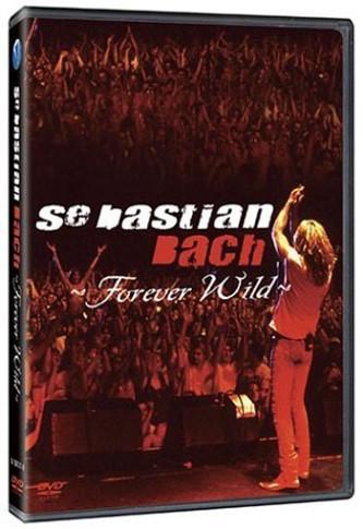 Sebastian Bach - Forever Wild DVD (Secondhand)
