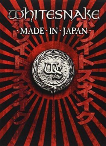 Whitesnake - Made In Japan DVD (Secondhand)