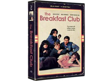 Breakfast Club (1985) Ltd Edition VHS Packaging Blu-Ray (Secondhand)
