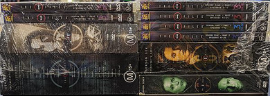 X-Files Complete Seasons 1-7 DVD (Secondhand)