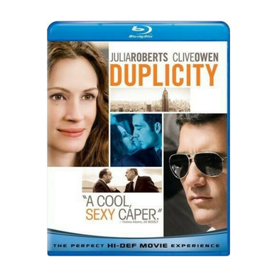 Duplicity (2009) Blu-ray (Secondhand)