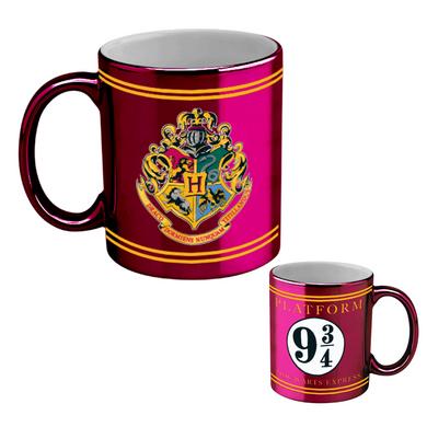 Harry Potter - Platform 9 3/4 Metallic Mug