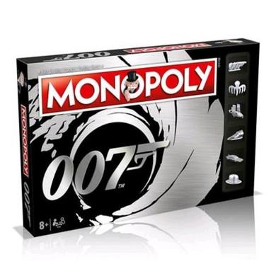 James Bond - Monopoly Board Game