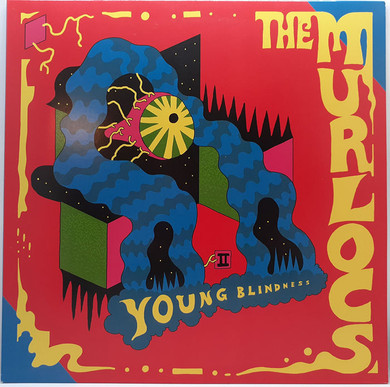 Murlocs - Young Blindness Yellow Coloured  Vinyl (Used)