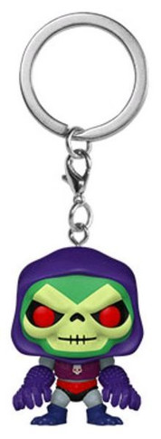 Masters of the Universe - Skeletor W/ Terror Claws Pocket Pop! Keychain