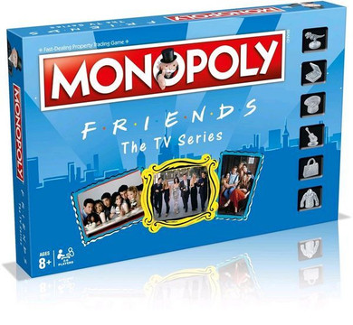 Friends - Monopoly Board Game