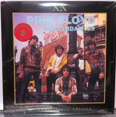 Pink Floyd - Amsterdam '69 XX Anniversary Ed 2LP Vinyl (Used)