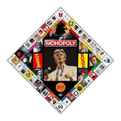 David Bowie - Monopoly Board Game