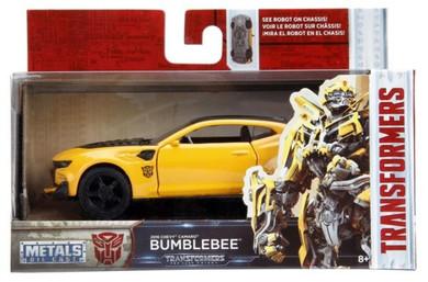 Transformers - 1:32 Bumblebee 2017 Hollywood Ride Die Cast Car