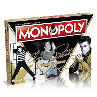 Elvis Presley - Monopoly Board Game