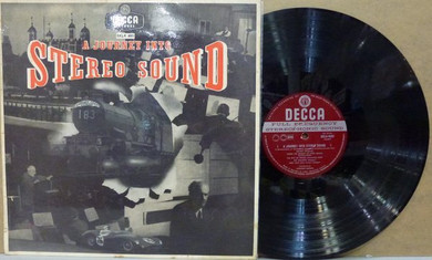 Various - Journey Into Stereo Sound Vinyl (Used)