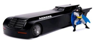 Batman: the Animated Series - 1:24 Batmobile Die Cast Car