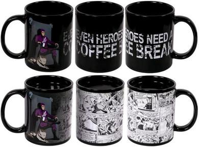 Phantom - Coffee Break Heat Changing Mug