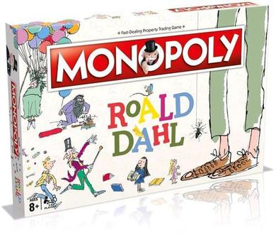 Roald Dahl - Monopoly Board Game