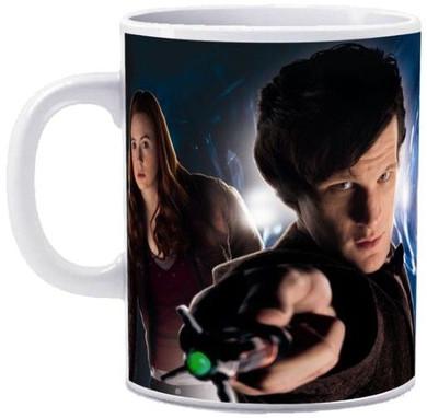 Doctor Who - 11th Dr & Amy Pond Boxed Mug