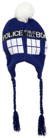 Doctor Who - Tardis Laplander Beanie