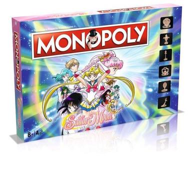Sailor Moon - Monopoly Board Game