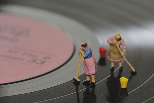 Caring for your vinyl