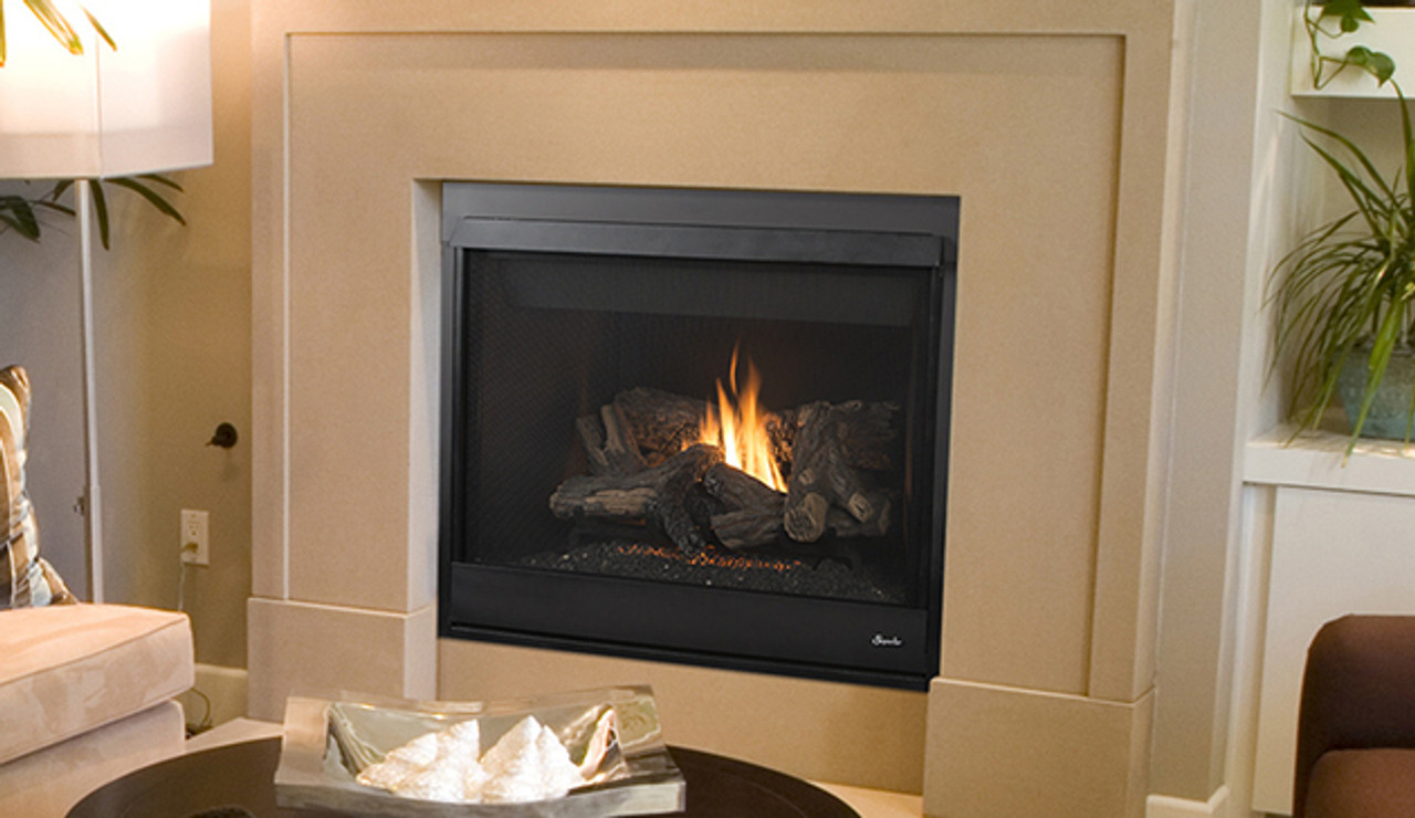 Magnificent Superior Drt4045 45 Inch Traditional Direct Vent Gas Fireplace Download Free Architecture Designs Embacsunscenecom