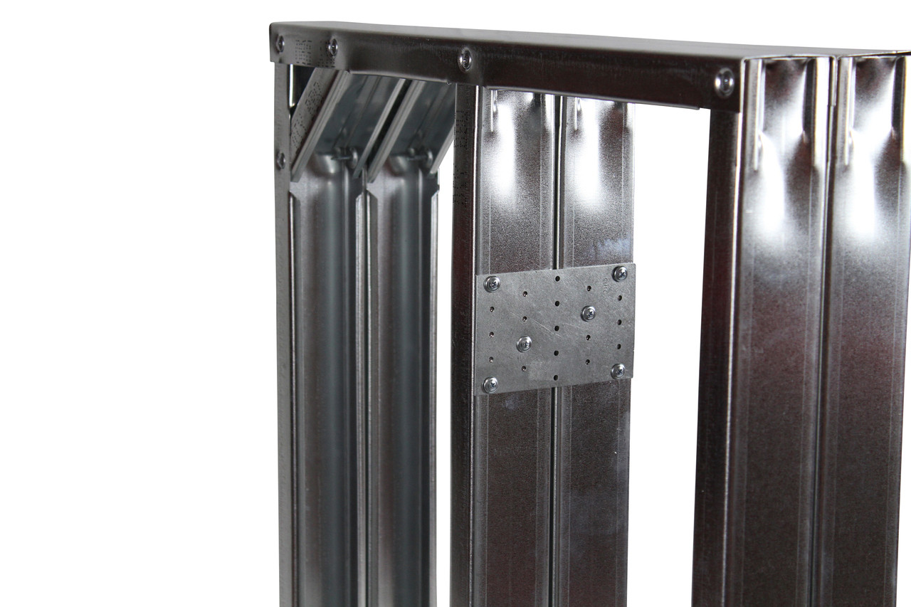 DIY BBQ Module Union-Plate Kit