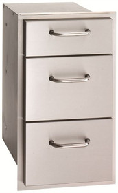 Fire Magic Select Triple Storage Drawers