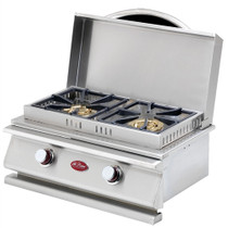 Cal Flame Deluxe Side by Side Burner BBQ14954P