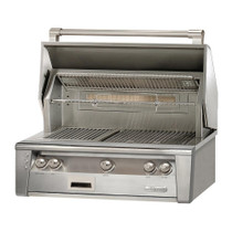 Alfresco 36-Inch ALXE Built-In Gas Grill with Rotisserie (ALXE-36