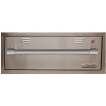 "Alfresco 30"" Warming Drawer - 110 Vac Powered"