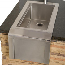 Alfresco 14-Inch Built-In Versa Sink (AGBC-14)