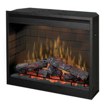 "Dimplex 30"" Self-trimming Electric Firebox Electric Fireplace"