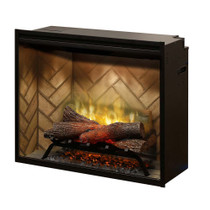 """Dimplex Revillusion™ 30"""" Built-in Firebox Electric Fireplace"""